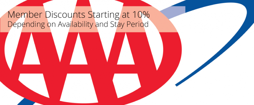 AAA Discounts at Pigeon Forge Hotel - Arbors at island Landing