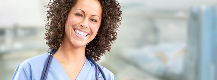 Nurses - One of our Community HEROES o whome we Give Back discounted rates.