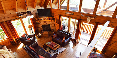 Shaconage - luxury log cabin - Arbors Vacation Rentals - Pigeon Forge
