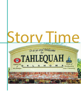 Tahlequah's story - Arbors Vaction Rentals