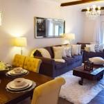 Luxury Condo 2 Bedroom Arbors Vacation Rentals - living area