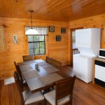 Oconaluftee Cabin Pigeon Forge rentals - kitchen